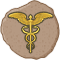 Caduceus of reptiles